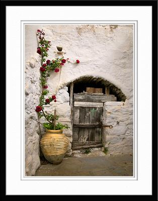 Village Textures, Paros Isand
